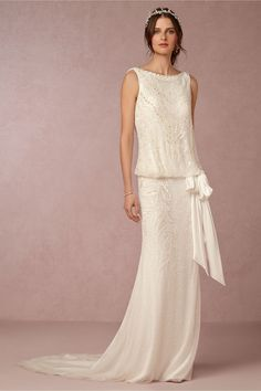 Arabella Gown from @BHLDN