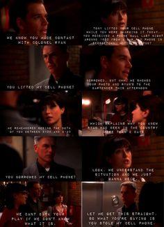 NCIS 1x15 -Enigma