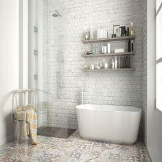 Budget bathroom renovations: How to keep your costs down White Bathroom, Modern Bathroom, Small Bathroom, Bathroom Storage, Bathroom Renovation Cost, Budget Bathroom, Bathroom Remodeling, Bathroom Ideas, Bathroom Pics