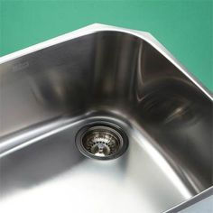 Photo: Alison Rosa | thisoldhouse.com | from 5 Tips on Shopping for a Stainless-Steel Sink