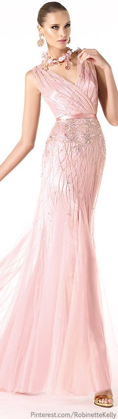 Pronovias Cocktail Collection 2014 Take me somewhere I can wear this please