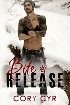 Bite & Release - love story about older woman and younger man - twists - 4 Stars