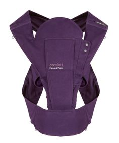 Comfort Baby Carrier - Plum Pudding