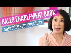 Effective Sales Enablement Book - Answering Readers' Questions and Comments Learning Italian, Caregiver, How To Get Rid, Self Care, How To Introduce Yourself, Make It Simple, The Cure, Told You So