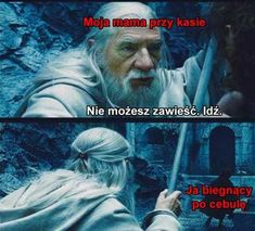 Very Funny Memes, True Memes, Wtf Funny, Polish Memes, Funny Mems, Everything And Nothing, Cute Animal Videos, Funny Comics, Lotr