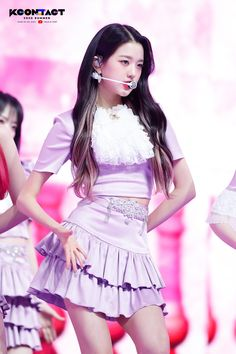 Yuri, Stage Outfits, Kpop Outfits, Girls 4, Kpop Girls, Jang Wooyoung, Eyes On Me, Japanese Girl Group, Kpop Girl Groups