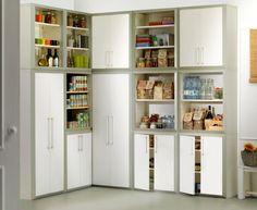 ¡Aprovecha la despensa para tener todo en orden tu #cocina!