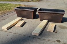 how to build ice box supports for patio table, Kruse's Workshop on Remodelaholic
