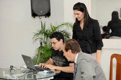 Lançamento da agência Sebrae de Notícias ES. (2010)