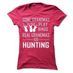 HUNTING GRANDMAs T Shirts, Hoodie. Shopping Online Now ==►…