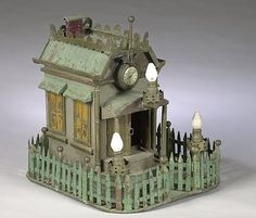 wunderhome: THE MODEL HOUSE: Early 20th century model