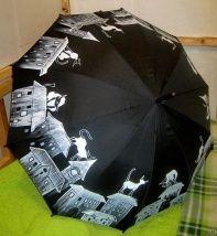 Картинки по запросу роспись зонтов Cool Umbrellas, Umbrellas Parasols, Chula, Yarn Bombing, Balinese, Art Pieces, Cool Stuff, Golf, Cats