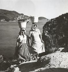 Προς Παλαιοκαστρίτσαν   Χρουσάκη Μαρία.  Συλλέκτης: National Gallery - Alexandros Soutsos Museum, Athens