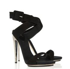 Guiseppe Zanotti // a night on the town // Daily Outfitting