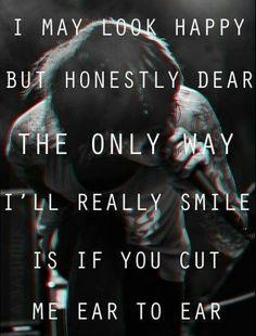 Chelsea Smile//Bring Me The Horizon
