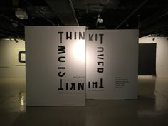 Exhibitions Think It Over, Think It Slow June 10 – July 11, 2015 Gallery Korea of the Korean Cultural Service NY Opening Reception: Wednesday, June 10, 6–8PM