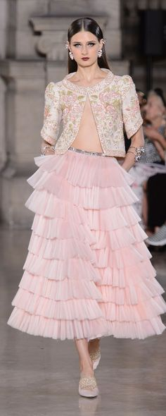 Georges Hobeika Couture Fall 2017