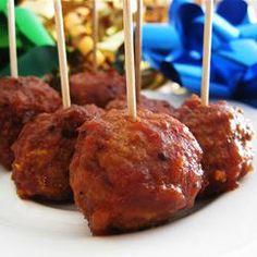 Cocktail Meatballs - Allrecipes.com