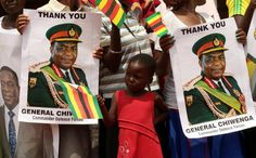 His wife is a beauty queen, his troops unseated Zimbabwean leader Robert Mugabe, and his motorcade is fit for a president. General Constantino Chiwenga, head of the armed forces until earlier this month, is on a roll.