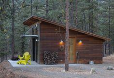Hilton Construction :: modern, passive solar ranch house