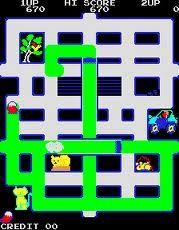 Crush Roller - (Arcade)