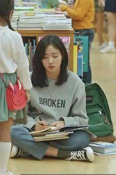 Find Goblin Clothing for an affordable price Kim Go Eun Style, My Style, Kim Go Eun Goblin, Studyblr, Diy Fashion, Korean Fashion, Goblin Korean Drama, Ji Eun Tak, Goblin Kdrama