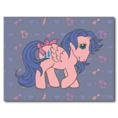Firefly 1 postcard Beautiful My Little Pony gift ideas for your kids events such as birthdays, parties, etc. Original My Little Pony, Vintage My Little Pony, My Little Pony Party, Retro Cartoons, Cartoon Icons, Random Cartoons, Cartoon Characters, My Little Pony Tattoo, Hasbro My Little Pony