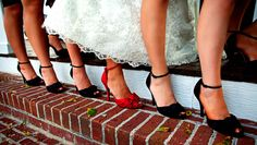 #bridal party, #bridesmaids