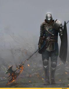 DS art,Dark Souls,фэндомы,Chosen Undead,DS персонажи