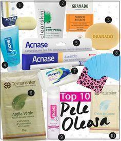 10 Produtos para Peles Oleosas por Até R$15,00 - Juro Valendo!