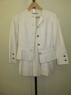 Skirt suit | Coco Chanel | V&A Search the Collections