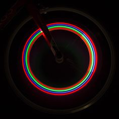 Bike Tire LED Lights