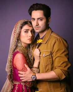 Beautiful Couple Ayeza Khan & Danish Taimoor Working Together on Geo Entertainment Drama Meher Posh Pakistani Models, Pakistani Actress, Pakistani Dramas, Top Drama, Kinza Hashmi, Maya Ali, Best Urdu Poetry Images, Ayeza Khan, Bollywood Celebrities