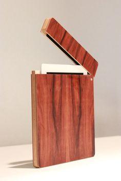 Woody iPad case...
