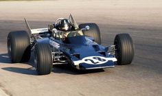 Rob Walker Racing Team (Lotus 72 - Ford) Graham Hill