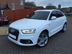 AUDI Q3 S LINE 1.4 TFSI Audi Q3, Used Cars, Cars For Sale, New Baby Products, Vehicles, Board, Cars For Sell, Rolling Stock, Sign