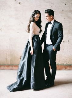 Could not be more romantic: http://www.stylemepretty.com/2015/06/17/glamorous-engagement-inspiration-in-mexico/ | Photography: Jose Villa - http://josevilla.com/