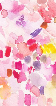 Mari-Orr-Watercolor-Wallpaper-iphone6.jpg (852×1609)