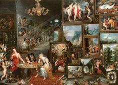 Brueghel il Vecchio, Jan