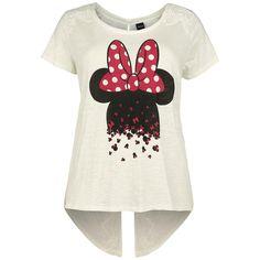 Vanishing Minnie - T-Shirt by Mickey & Minnie Mouse