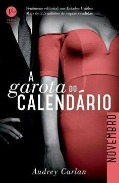 A Garota do Calendário - Novembro (A Garota do Calendário #11) by Audrey Carlan