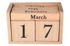 Blokken kalender 12,6€ - 12decorate