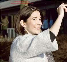 crown princess mary hairstyles - Google Search