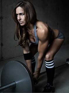 Ripped Women Physiques...pinned by Train With Mae: www.TrainWithMae.com