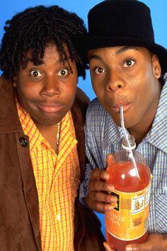 Who loves orange soda...? Kenan and Kel is so funny!