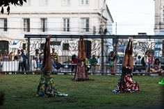Árvores - Fiac Bahia 2012. Foto: Tiago Lima.