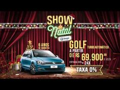 Show de Natal - Grupo Saga on Behance