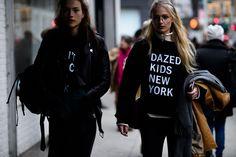 Sophia Ahrens + Frederikke Sofie Falbe Hansen | New York City