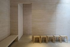 Image 14 of 14 from gallery of Immanuel Church / Sauerbruch Hutton. Photograph by Sauerbruch Hutton Church Architecture, Religious Architecture, Space Architecture, Altar Design, Church Design, Minimalist Architecture, Restaurant, Contemporary Interior, Interior Decorating