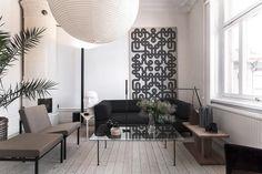 Massproductions - BIT and Point table. Scandinavian designer furniture with a modernist spirit!